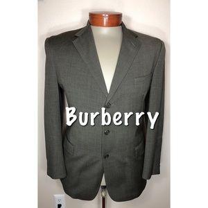 Burberry blazer, brown, 42 R
